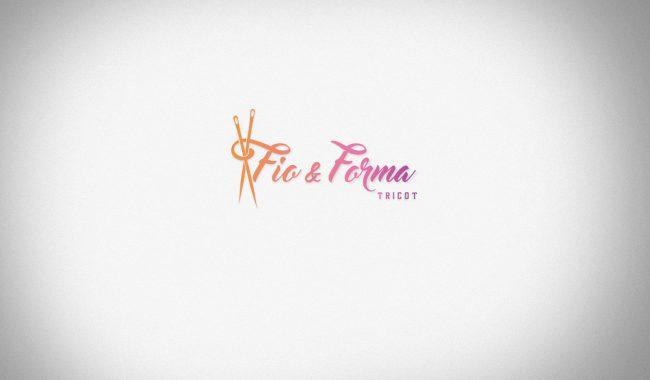 Portfolio Identidade Visual Fio & Forma